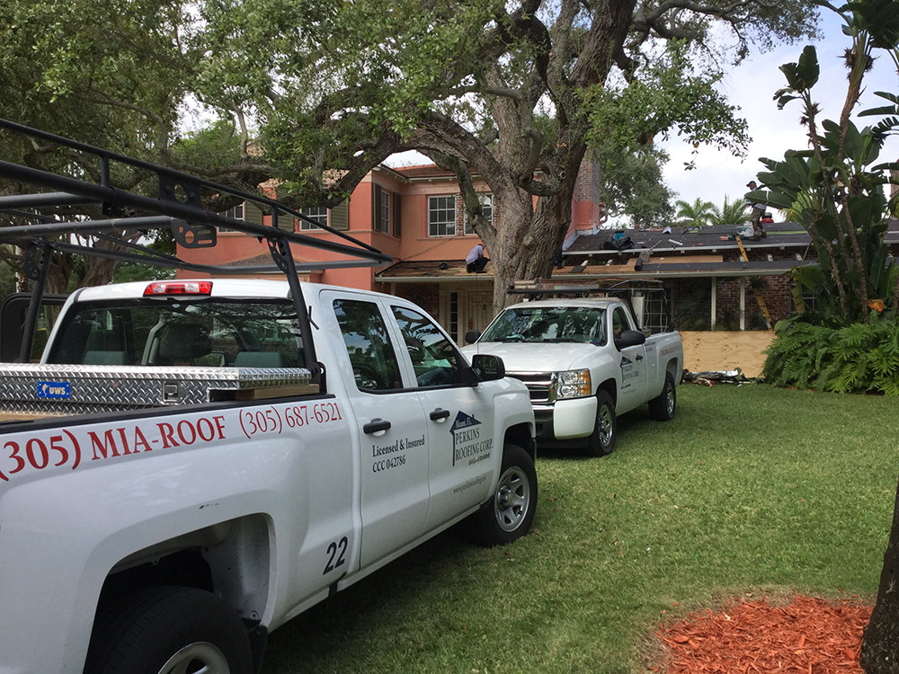 The Best Miami Roofing Company Perkins Roofing