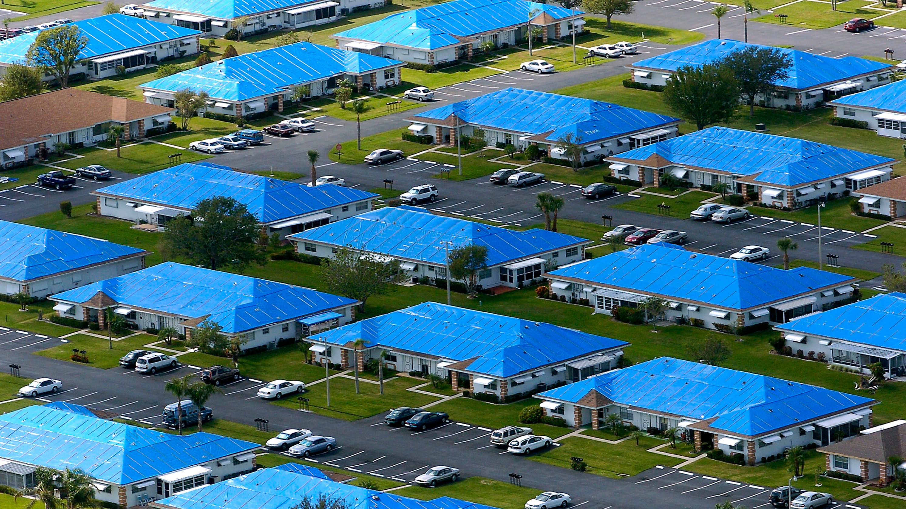 Why Roof Tarps Don T Work Perkins Roofing